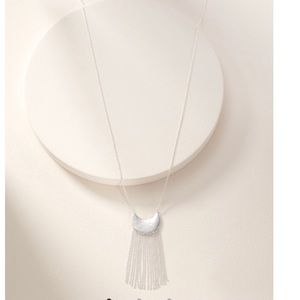 "Stella & Dot ""Judy"" Fringe Pendant-new in box!"